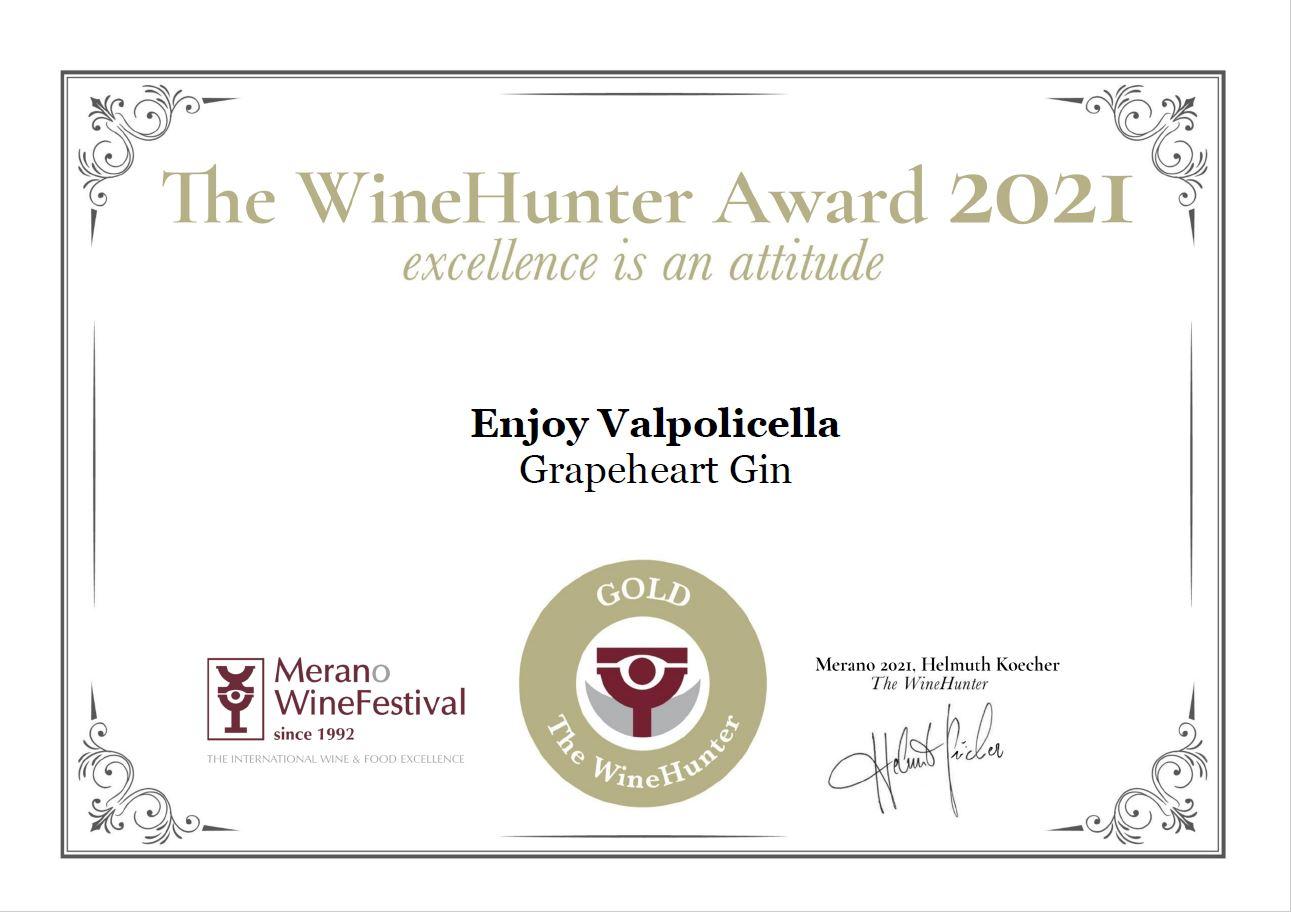 The WineHunter Award 2020, la guida di eccellenze enogastronomiche del Merano Wine Festival